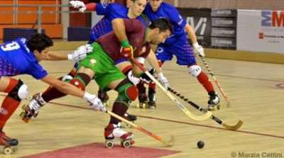 championnat europe rink hockey 2014 france portugal small
