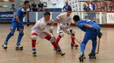 championnat europe rink hockey u17 2016 france israel 01