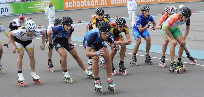 Championnat d'Europe Roller course - 4ème journée