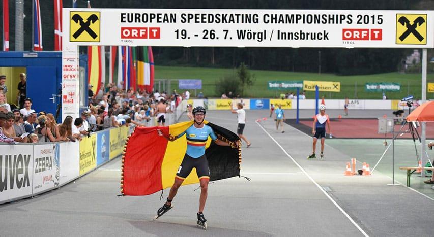 Championnat d'Europe Roller Course 2015
