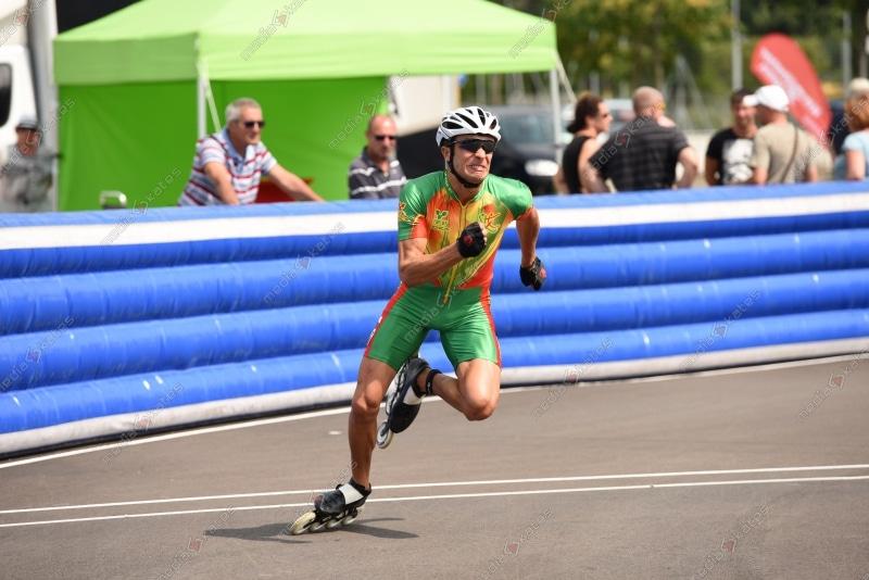 Sprinteur du Portugal