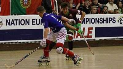 championnat europe u17 rink hockey 2016 demi finale france portugal small