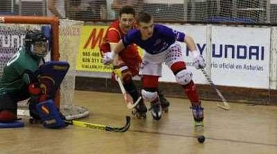 championnat europe u17 rink hockey 2016 match france espagne 01