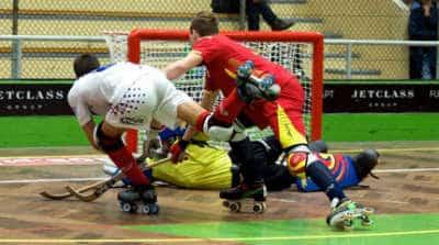 championnat europe u20 rink hockey 2014 france espagne 02