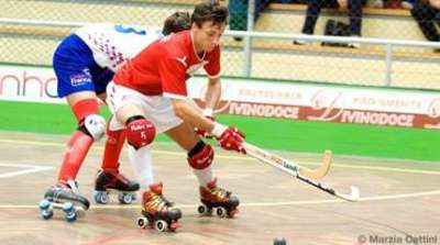 championnat europe u20 rink hockey 2014 france suisse
