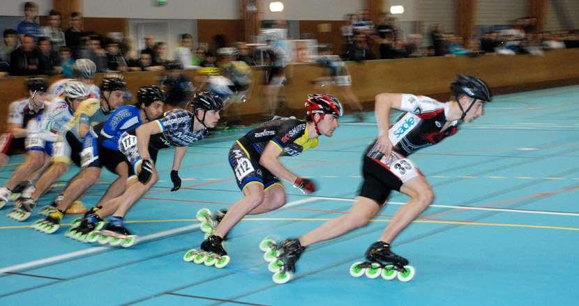 France Indoor CJS 2013