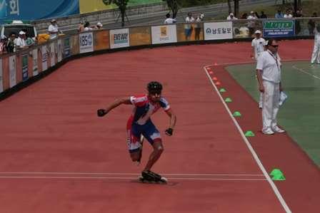 Championnat du monde de vitesse 2011 à Yeosu - Nicolas Pelloquin