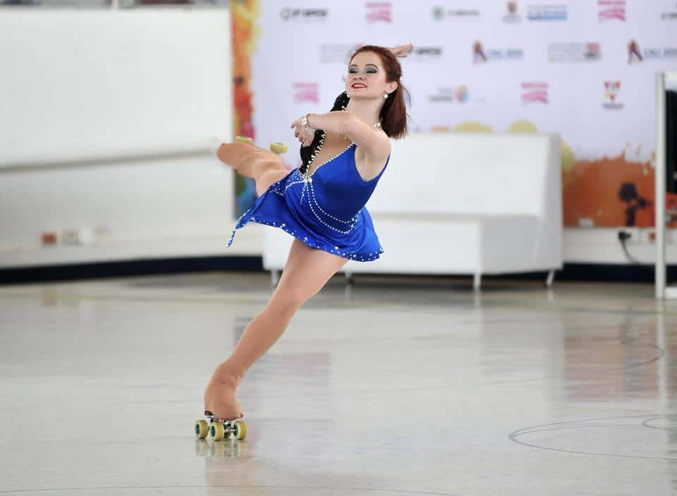 Solo danse - juniors dames