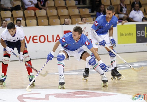 Championnat du monde de rink hockey 2015