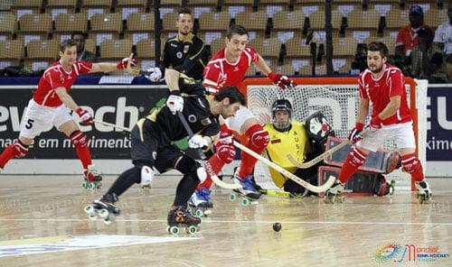 Championnat monde rink hockey 2015