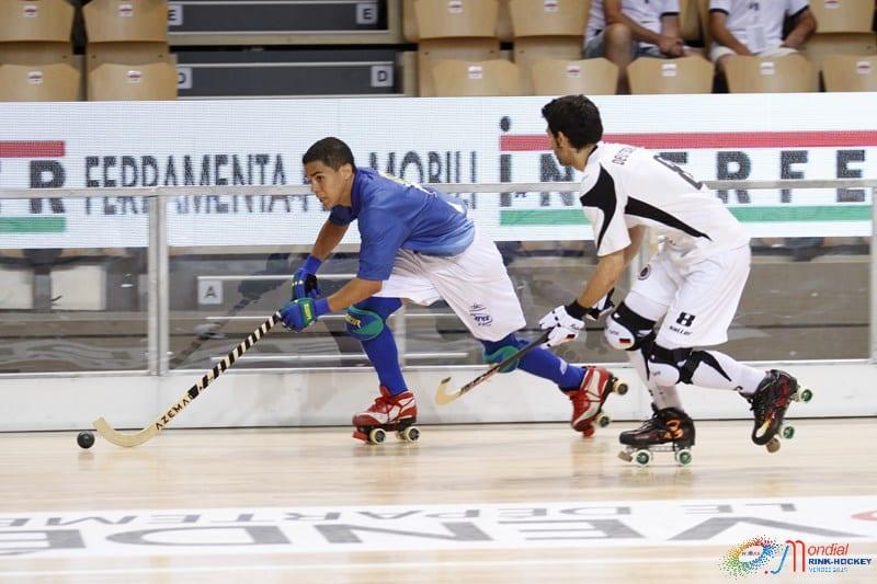 3ème journée championnat monde rink hockey 2015