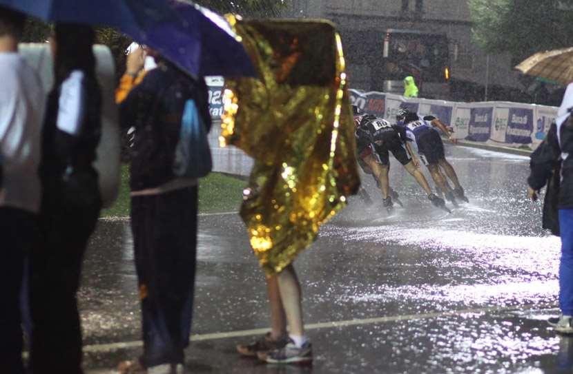 Rainy day in San Benedetto del Tronto !