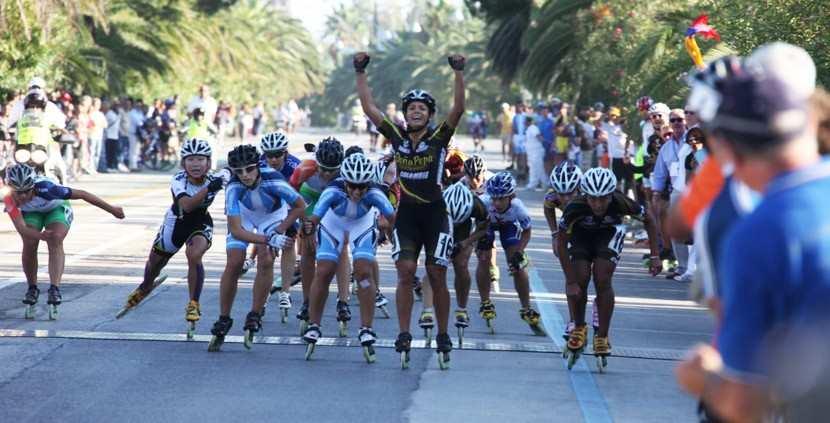 Cecilia Baena, championne du Monde du Marathon