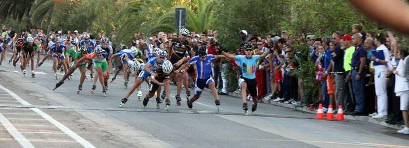 Arrivée au sprint pour le peloton masculin : Bart Swings s'impose !
