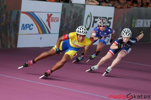 500m seniors dames