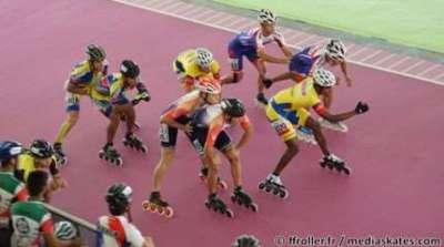 championnat monde roller course 2015 relais piste small