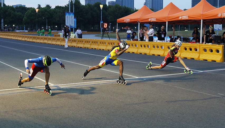 100 m seniors dames