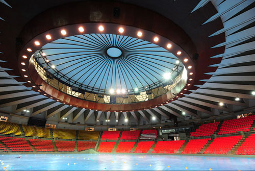 Championnat monde roller freestyle 2016 : le stadium