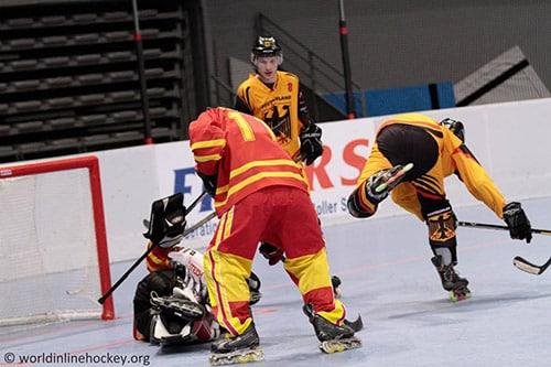 Mondial roller hockey