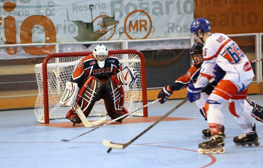 Mondial roller hockey 2015 : double finale pour la République Tchèque