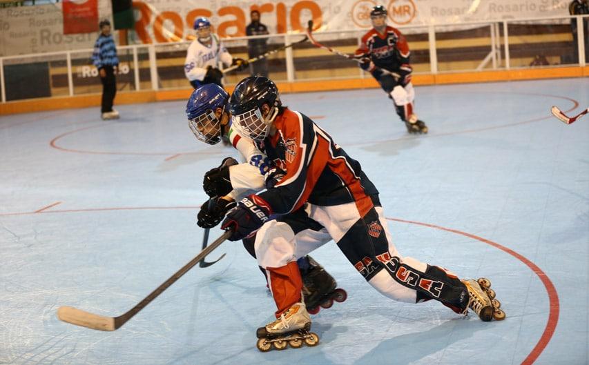 Championnat du monde de roller hockey 2015