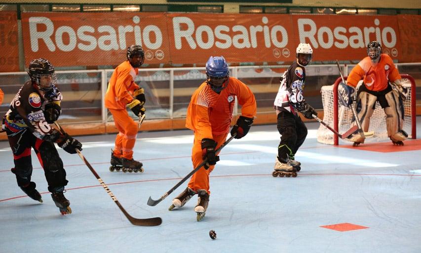 Championnat du monde de roller hockey 2015 : première journée des seniors hommes