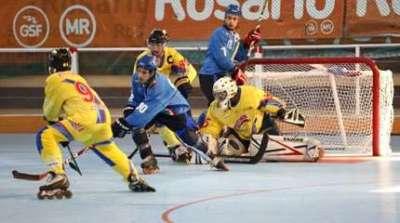 championnat monde roller hockey 2015 seniors hommes j3 small
