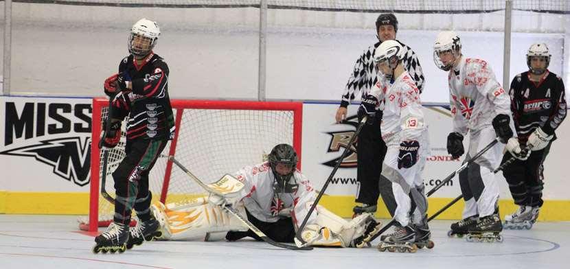 Mondial roller hockey Junior 2013 - 2ème journée