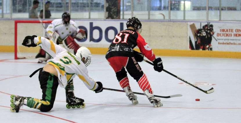 Championnat du Monde de roller-hockey junior - 3ème journée