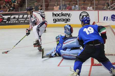 Mondial roller-hockey senior 2013 : les leaders malmenés