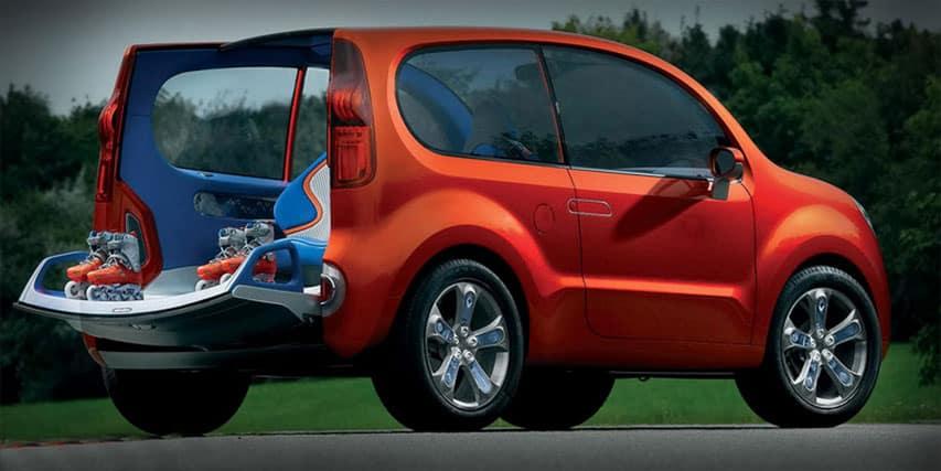 Concept Car Renault Rollerblade Twister