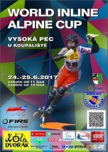 3ème étape de la Coupe du Monde Inline Alpine 2017 à Jirkov (République Tchèque) @  | Berlin |  |