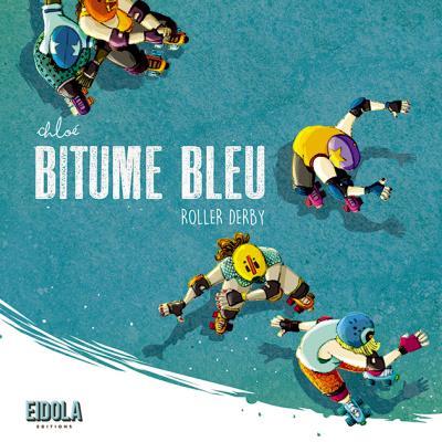 Couverture Bitume Bleu