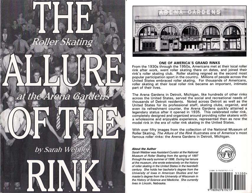 The allure of the rink - Sarah Webber