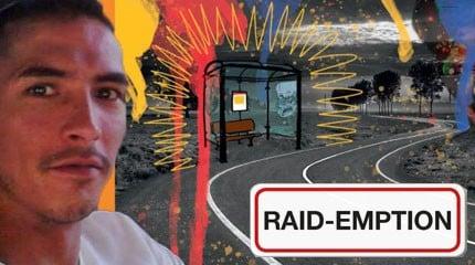 couverture raid emption small