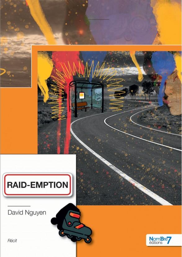 Couverture livre Raid'Emption David Nguyen