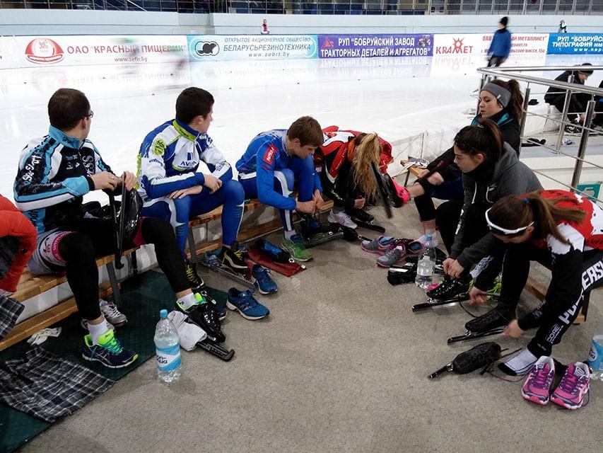 Cultur'Ice Roller Exchange