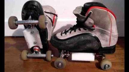 Custom roller quad Remz Grinder