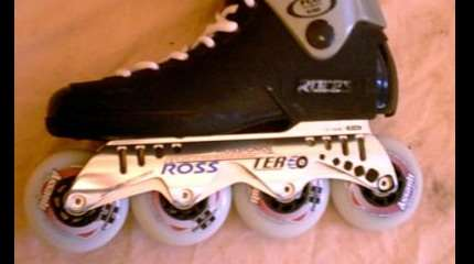 custom roces rome rossignol small