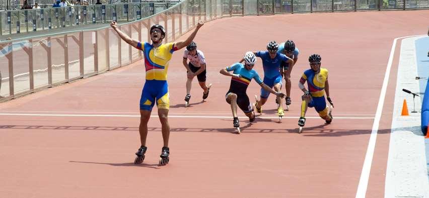 1000 m senior hommes