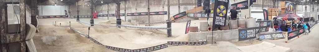 Dirt Skate Cross