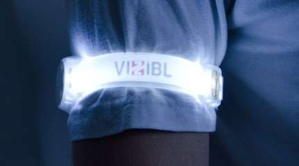 dispositif vizibl brassard small