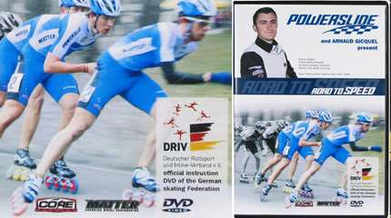 dvd road to speed small