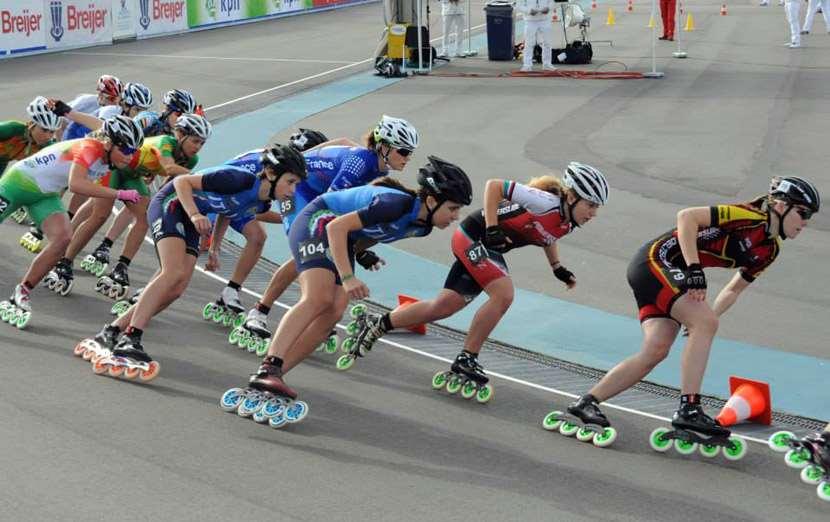 Elimination race - junior women