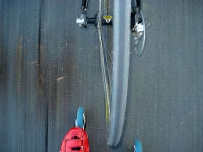 Roller et vélo sont complémentaires
