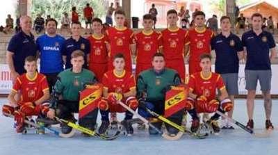 equipe espagne u17 rink hockey 2017 small