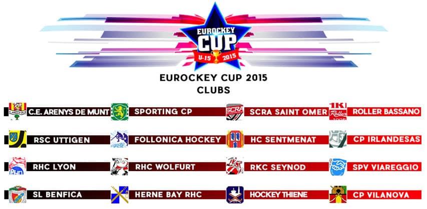 Eurockey Cup U15 2015