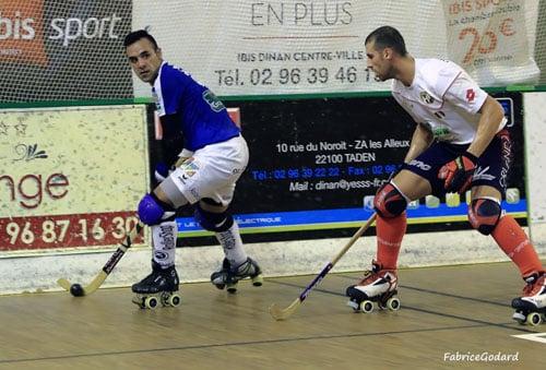 Euroligue de rink hockey 2015-2016 - Quévert contre Miami del Forte
