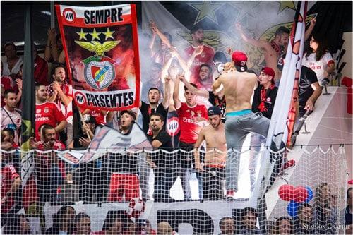 Euroligue rink hockey : SA Mérignac / Benfica Lisbonne