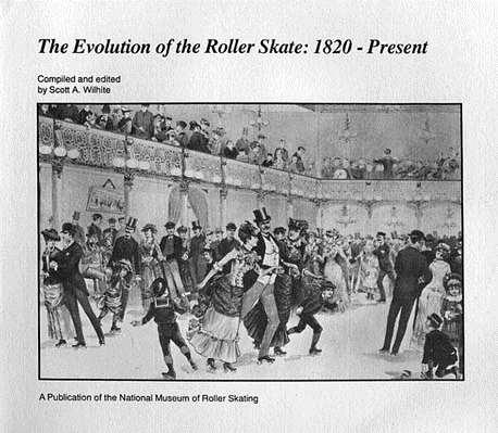 The Evolution of the Roller Skate: 1820 - Present